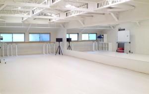 新宿 山手線 ダンススタジオ