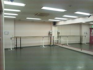 ダンススタジオ 総武線