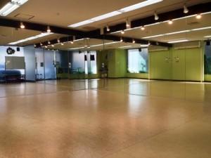 秋葉原スクエアスタジオ ダンス教室 調光照明