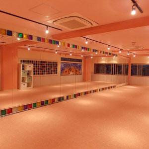 新宿にある新宿 ダンス タスタジオは充実の2スタジオ