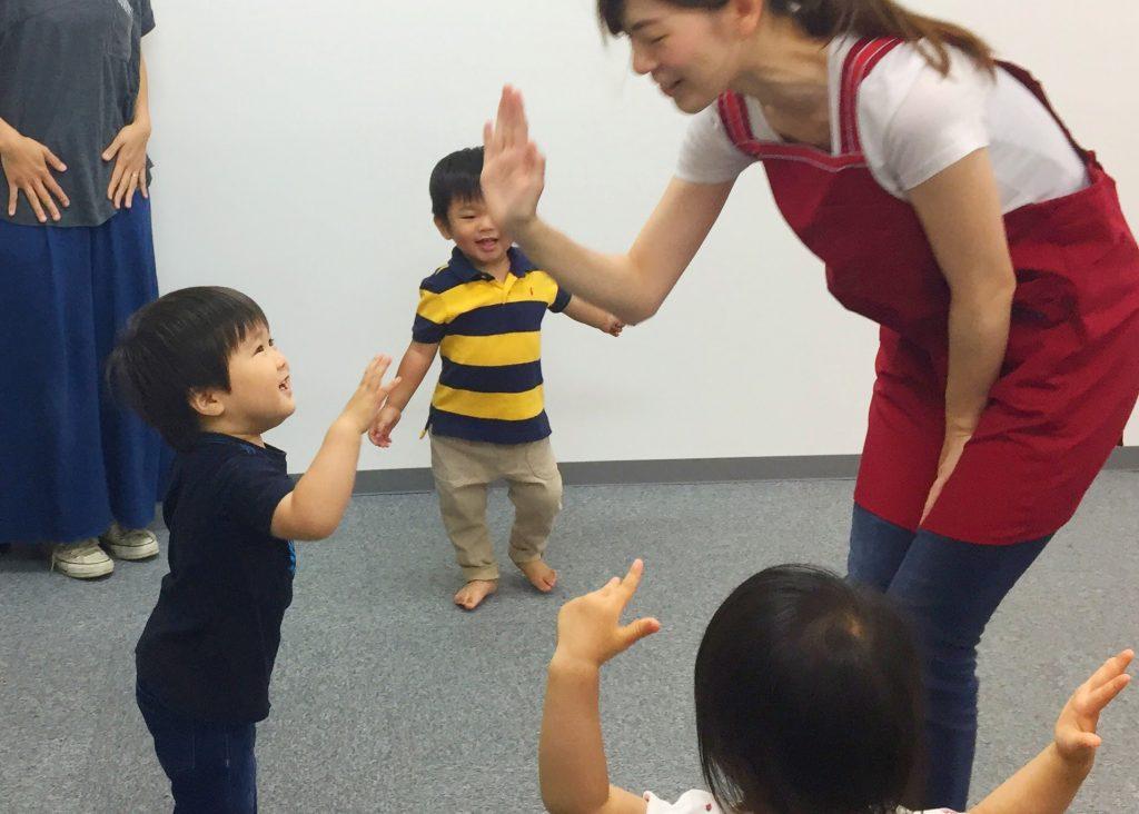 リトミック教室 秋葉原レンタルスタジオ 幼児教室