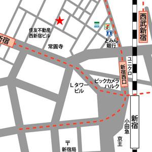 新宿  レンタルスタジオ   ダンス ができるスタジオ